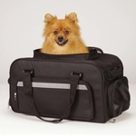 ES Collection On the Go Carry On Bag - Black