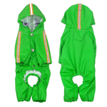 Petsters High Press Water Raincoat - Green
