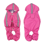 Petsters High Press Water Raincoat - Pink