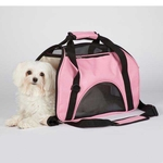 East Side Collection On The Go Pet Carriers - Pink