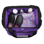 Top Performance Groomer's Duffle Bags - Purple