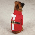 Santa Dog Pajamas - XXS