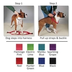 Two-Step Dog Harnesses