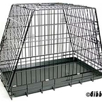 Car Dog Cage Gibbon Pyramid