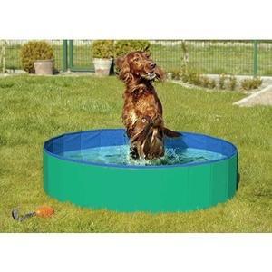 Dog Pools- Green/blue - 160x30cm