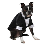ES Collection Yappily Ever After Groom Dog Tuxedos