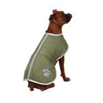 Nor'easter Blanket Dog Coats - Chive