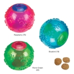 Grriggles FUNdamentals Treat Balls Dog Toys