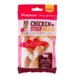 Chicken Strip Braid 3-pack - Small