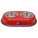 Rounded Diners - Red