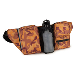 Cruising Companion Camo Fanny Packs - Rust