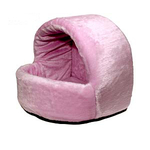 Igloo in Pastel Colors - Pink