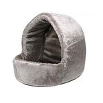 Fur Igloo - Grey
