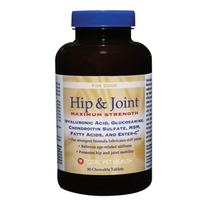 Total Pet Health Hip & Joint Maximum Strength Tablets (Glyco-Flex) 60 Tab