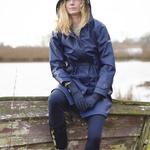 Raincoat - Blue
