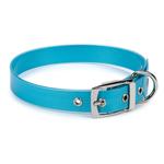 Waterproof Dog Collars - Bluebird
