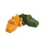 Racinel Denticks Crocodiles - 2 Pcs - 12 cm